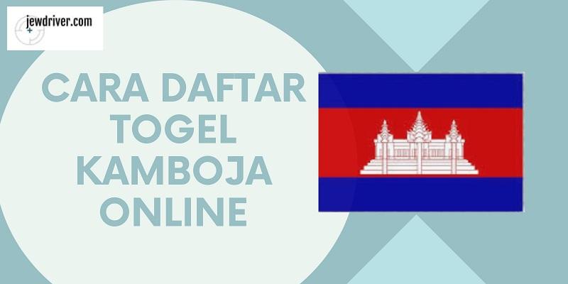 Banner Cara Daftar Togel Kamboja Online